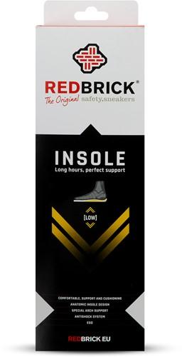 Redbrick Inlegzool Low - 36