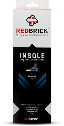 Redbrick Motion inlegzool Medium - 45