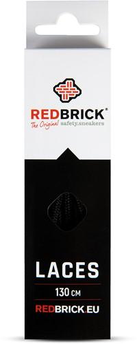 Redbrick veters zwart 130 cm